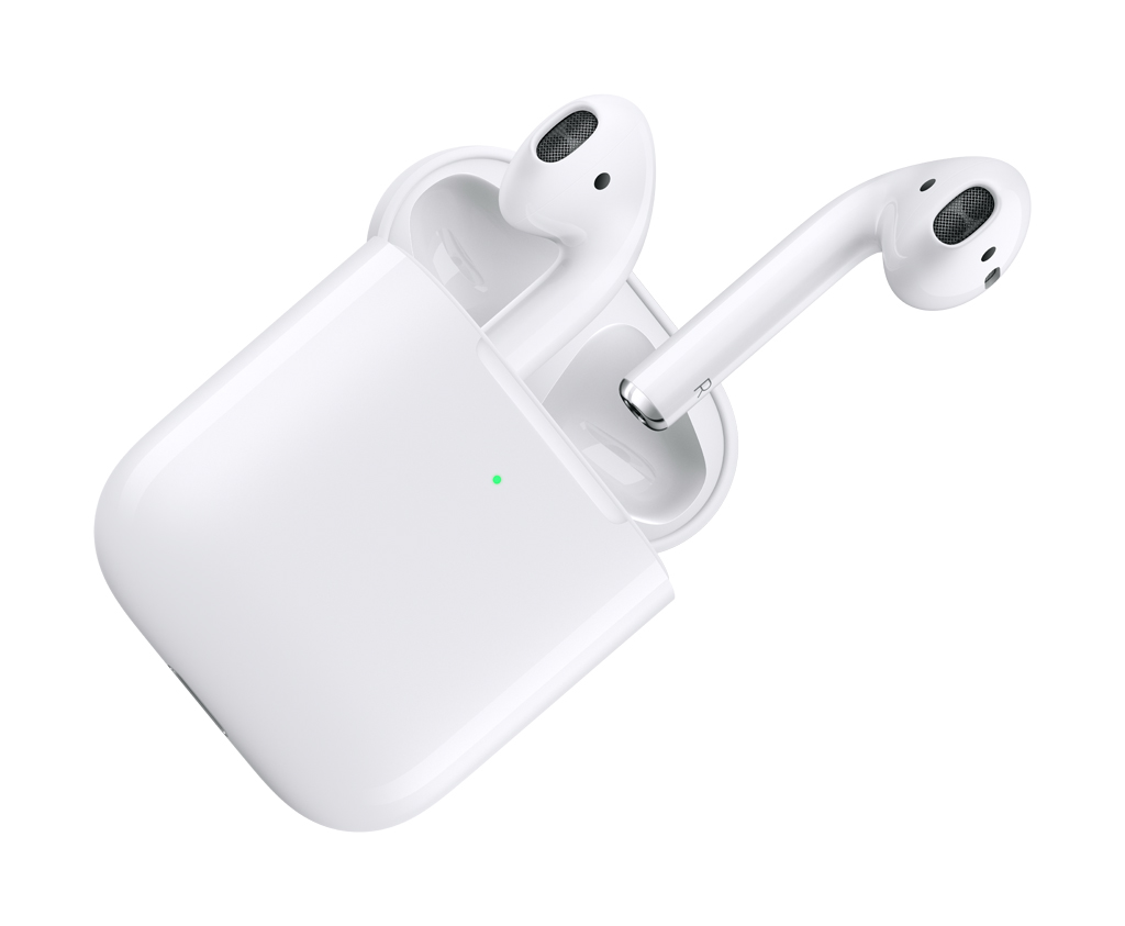 Apple Airpods Press