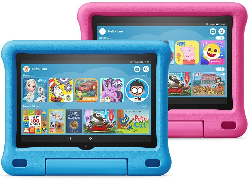 Fire Hd 8 Kids Edition 2 Pack