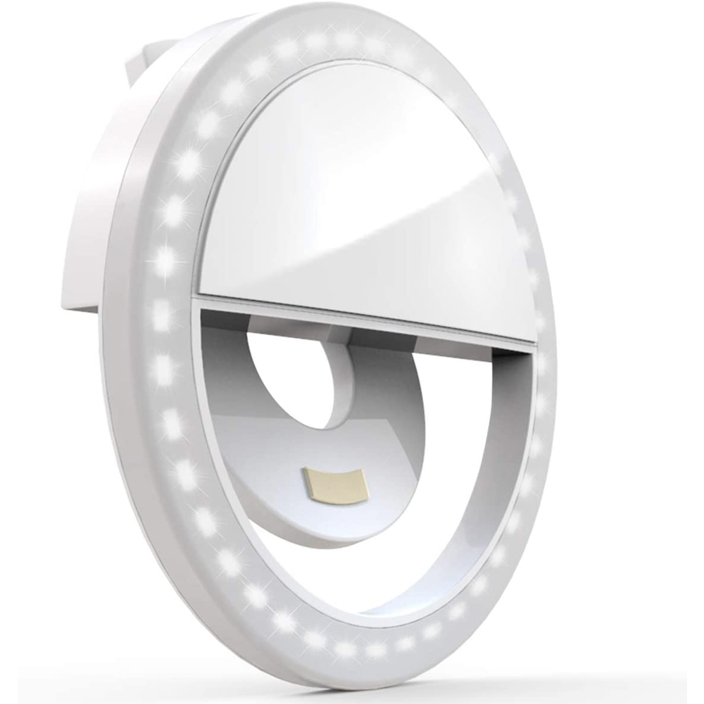 Auxiwa Clip-on Ring Light Smartphone
