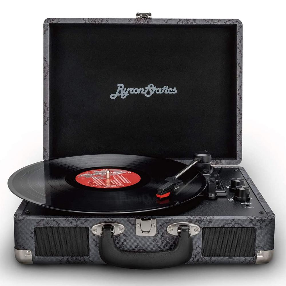 Byron Statics Record Player