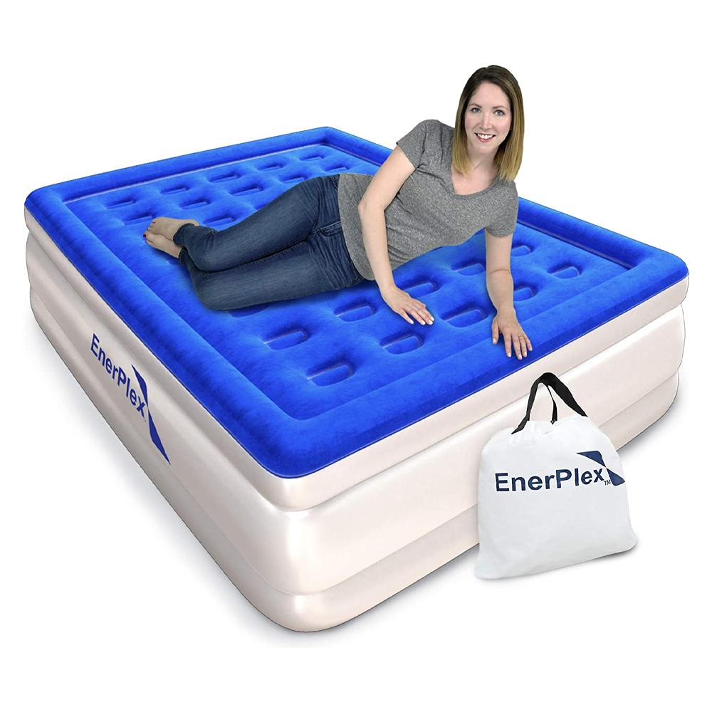 Enerplex Double High Raised Airbed