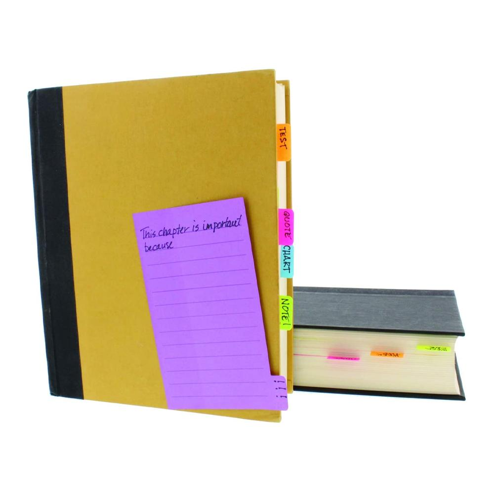 Redi Tag Divider Sticky Notes