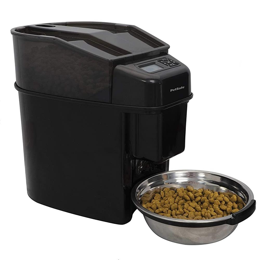 Petsafe Automatic Pet Feeder Stainless Steel