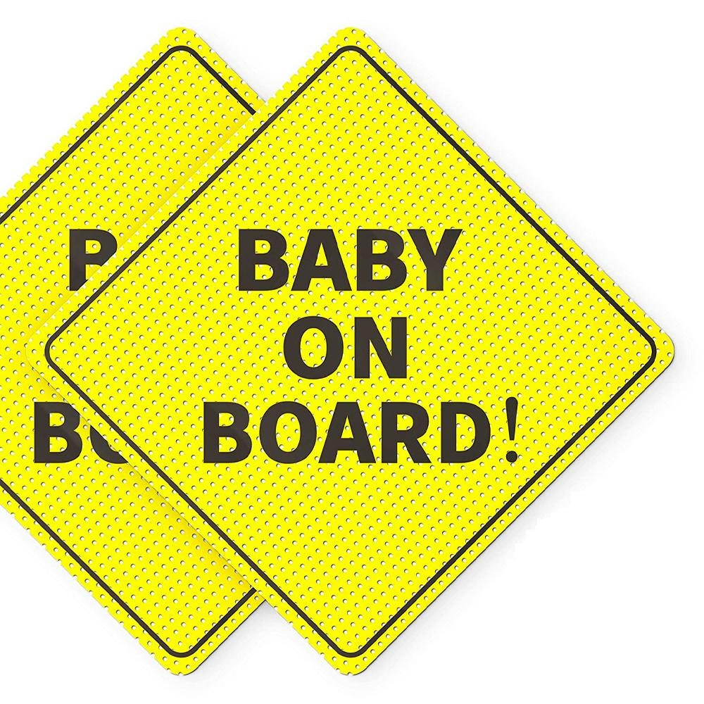 Baby On Board Sticker Pack