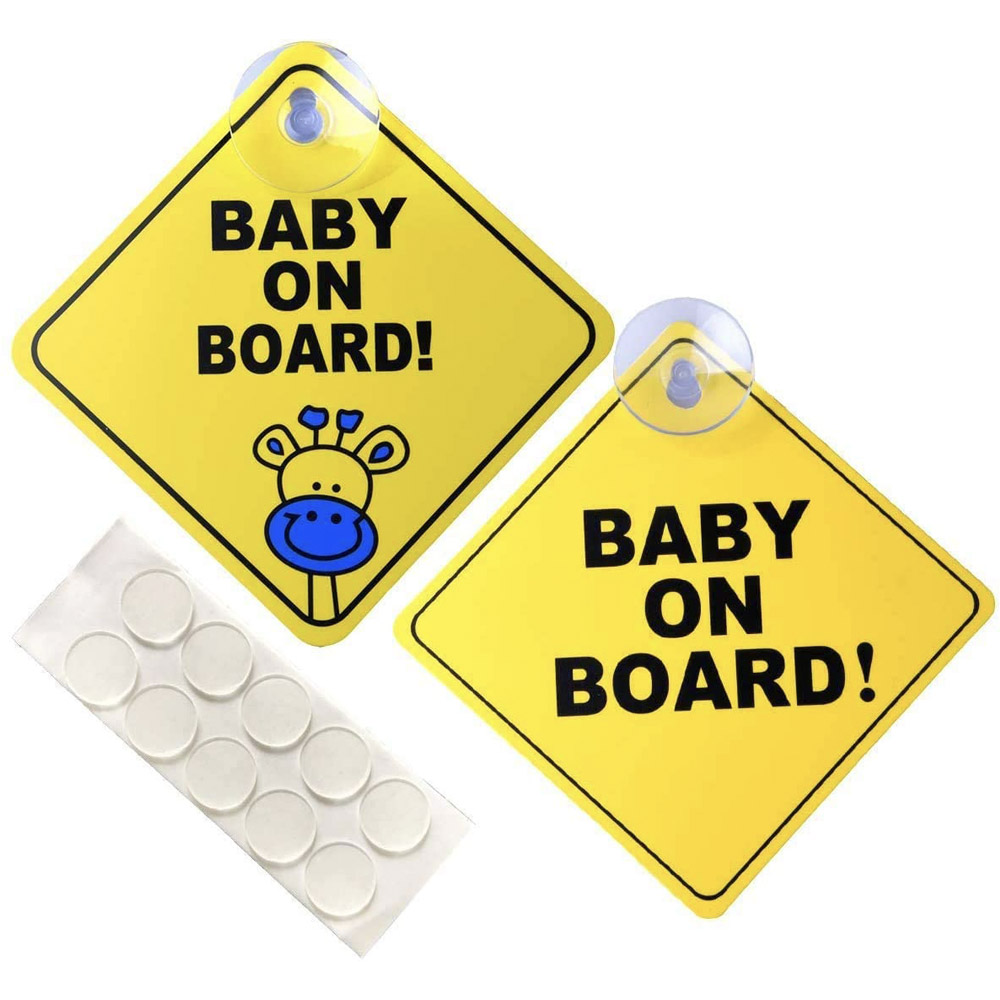 Finenic Two Pack Baby On Board