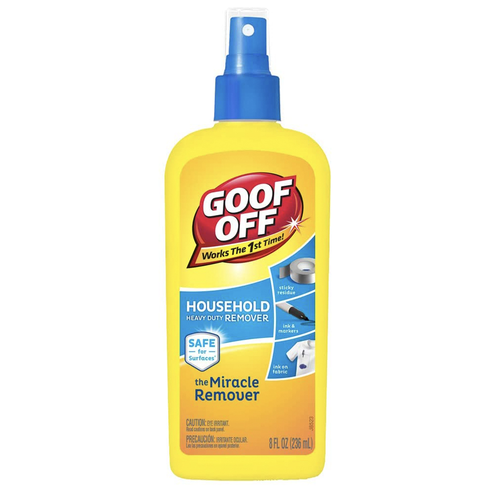 Goof Off Remover