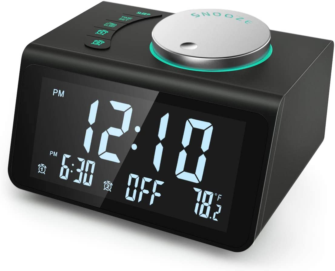 Anjank Clock Radio