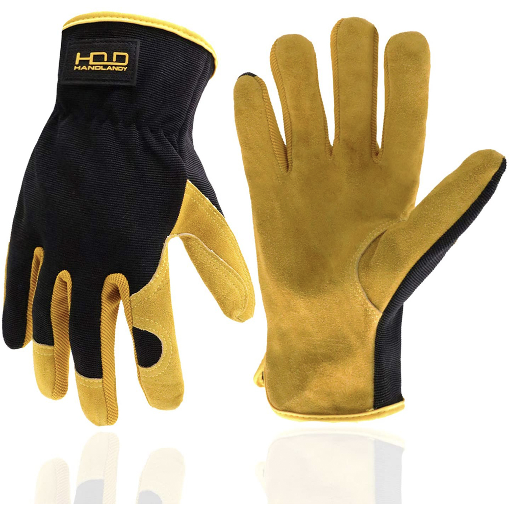 Breathable Leather Gloves