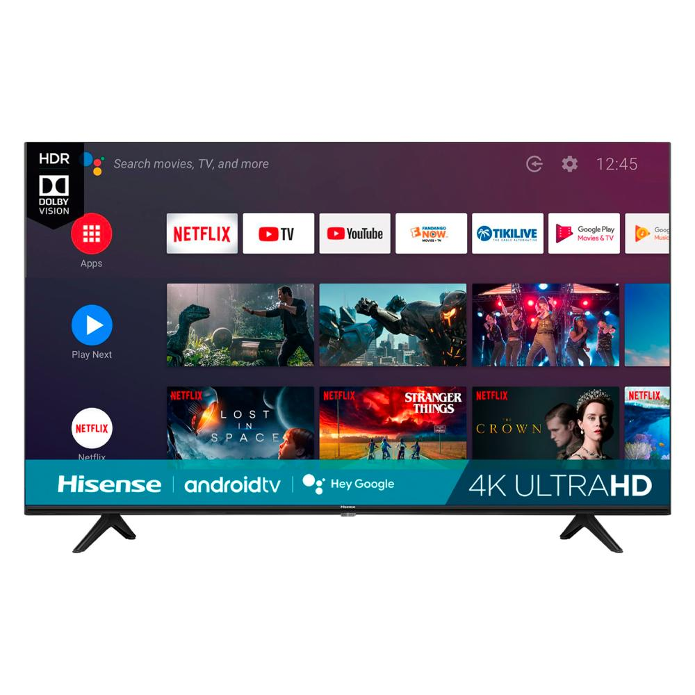 Hisense H65 55in Android 4k Smart Tv
