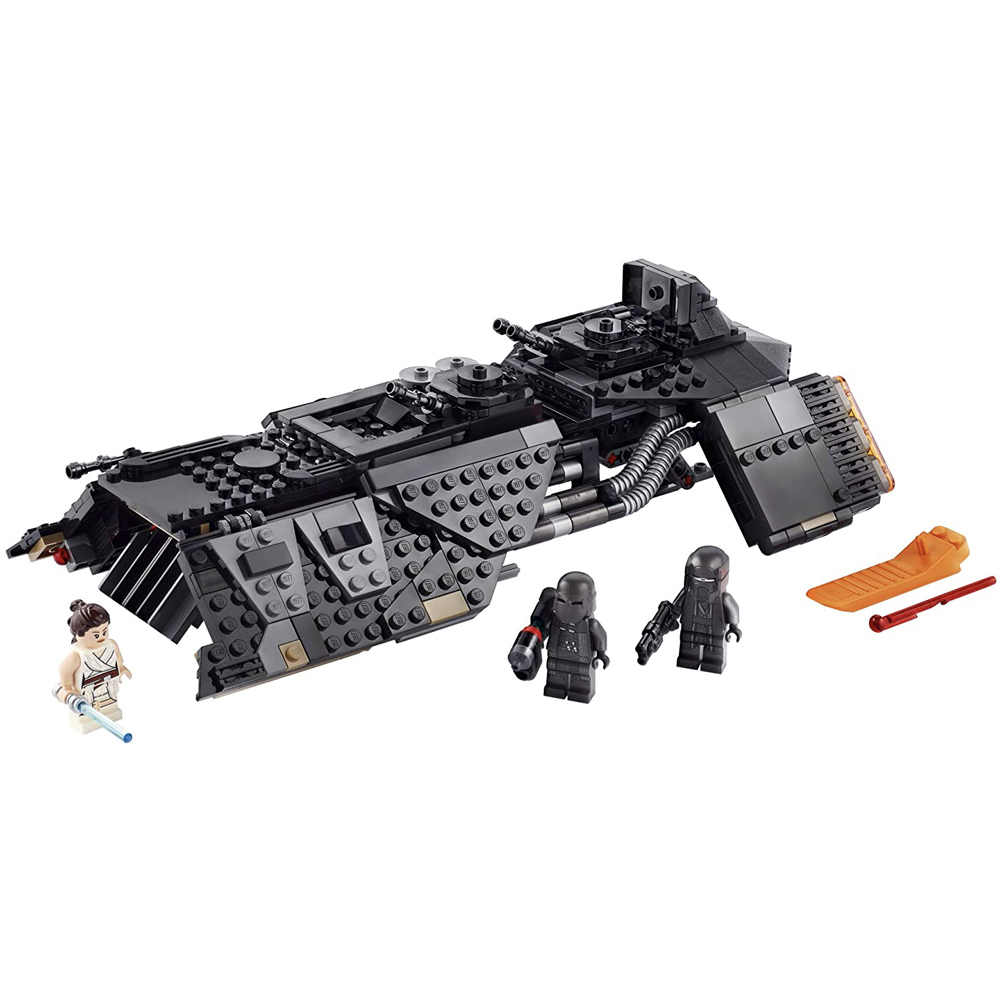 Knights Of Ren Ship