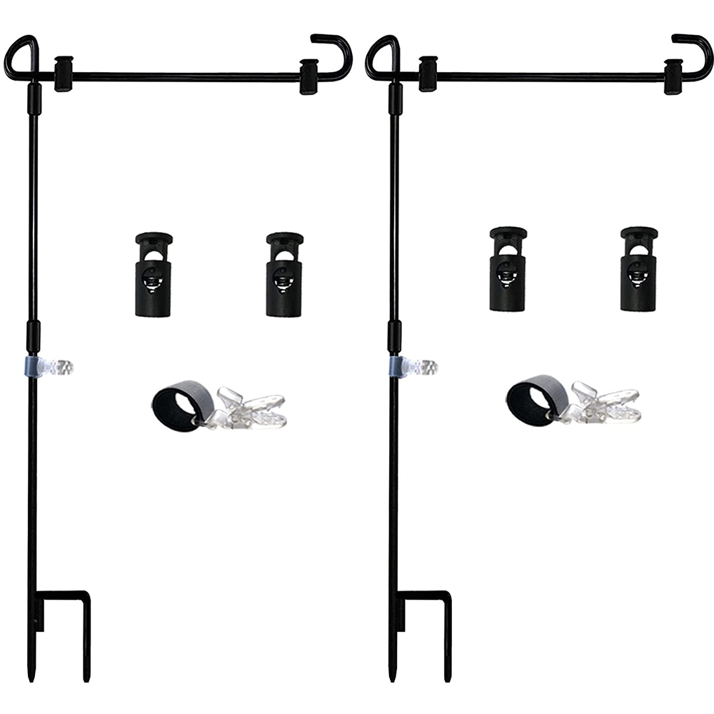 Two Pack Flag Poles