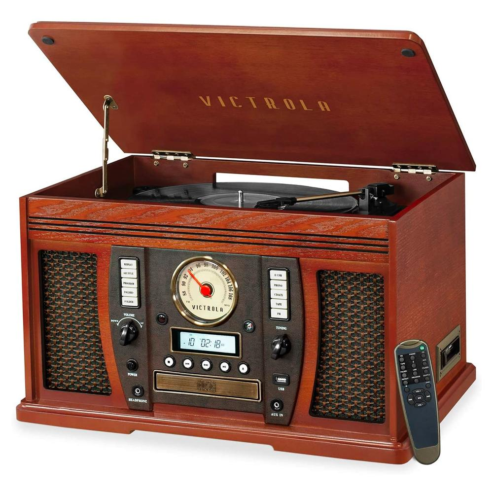 Victrola Aviator 8in1 Record Player