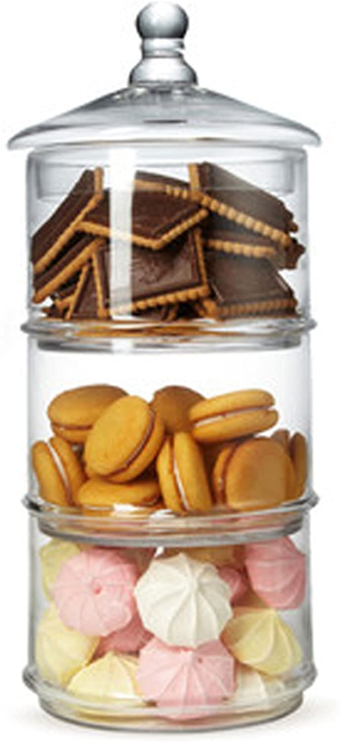 Mygift Cookie Stacking Jars