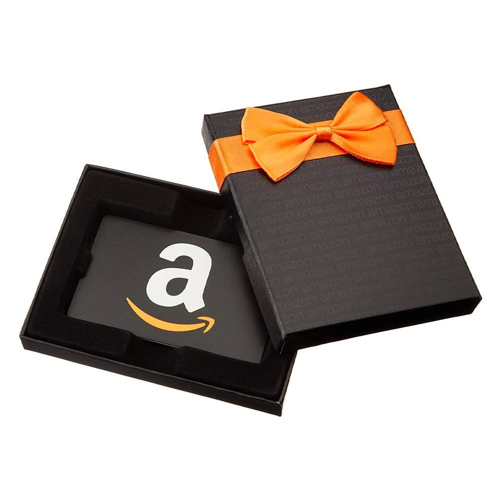 Physical Amazon Gift Card