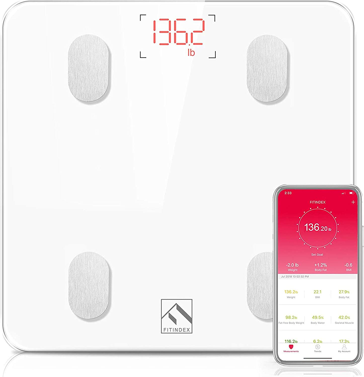 Fitindex Scale