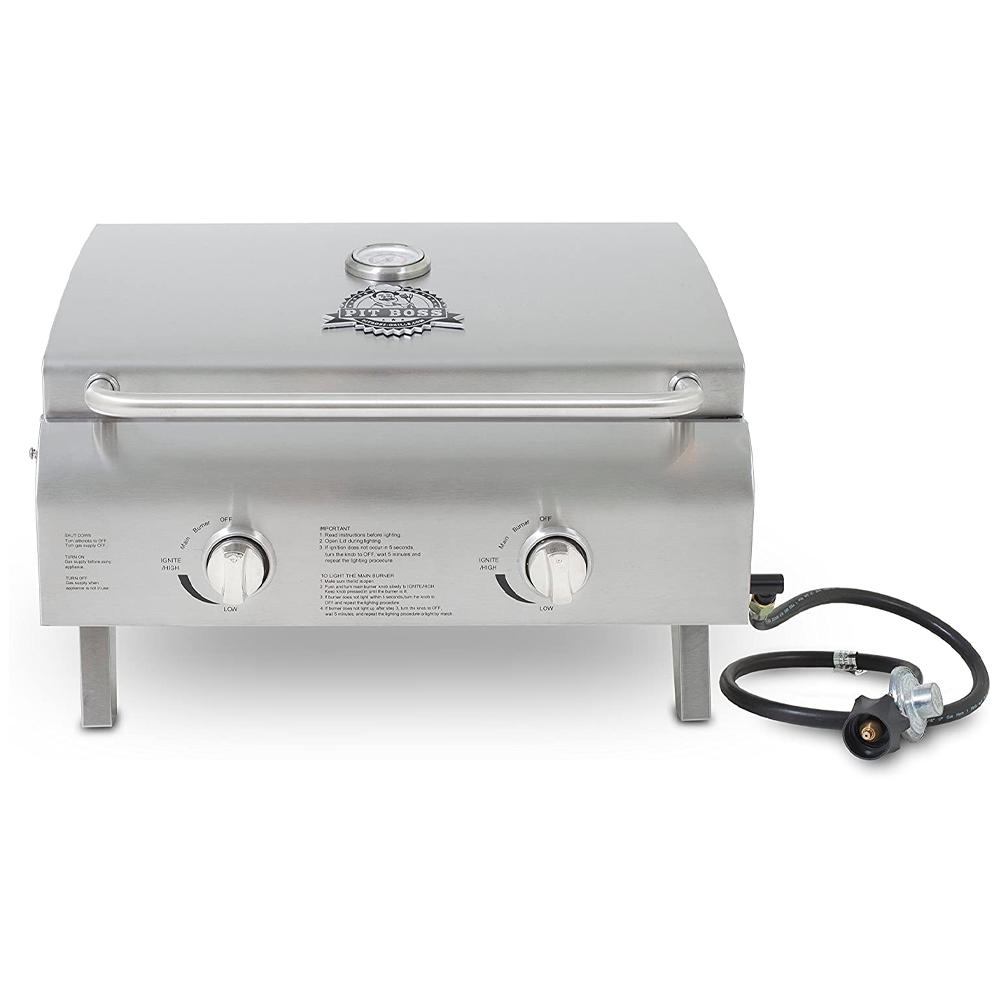 Pit Boss Grills Two Burner Portable Grill