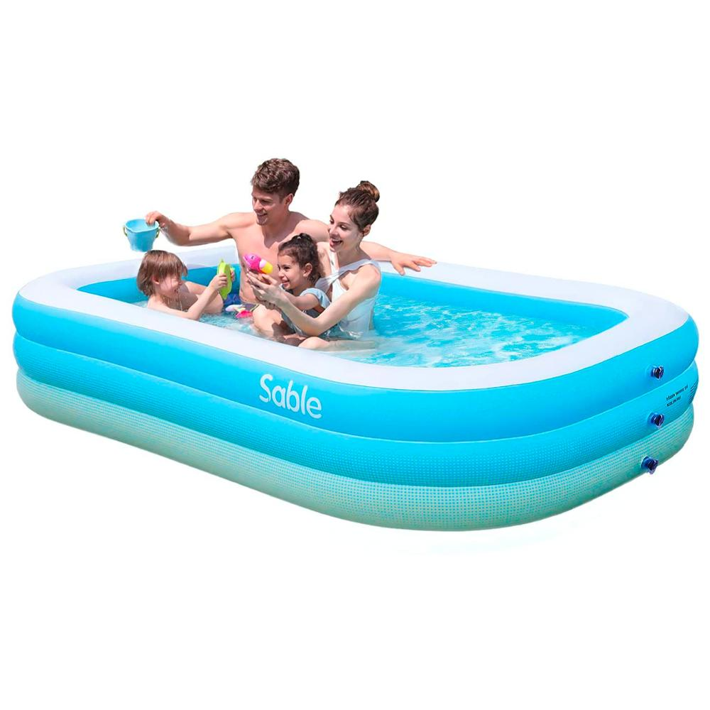 Sable Inflatable Blow Up Pool