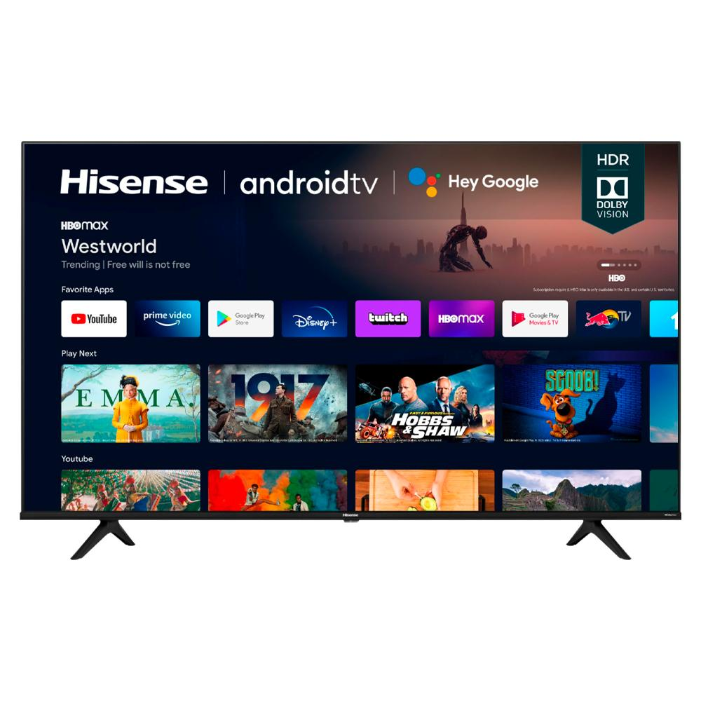 Hisense Android Tv A6g Smart 50in Tv