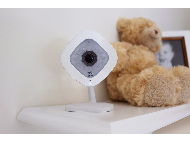Add peace of mind to your security system with the $120 Arlo Q wired HD camera