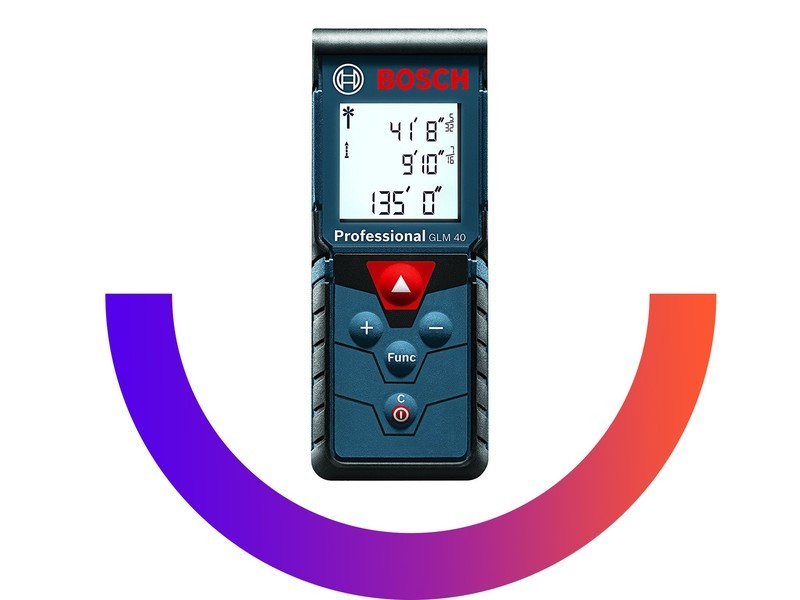 This 55 bosch glm 40 laser measure is perfect for do it yourself we shared a deal on the bosch glm 20 last week but this laser measure is a marked improvement over that one for one thing the glm 40 comes with solutioingenieria Images