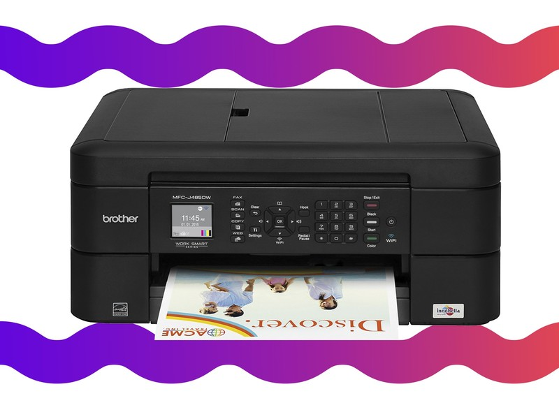 Print from your mobile device with this $40 Brother all-in