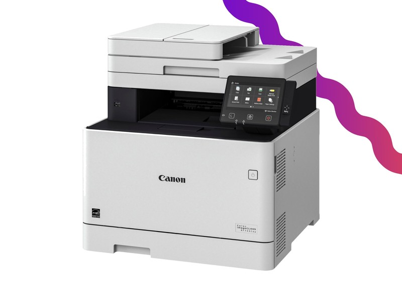 This 285 Canon All In One Laser Printer Is Perfect For A Small Business Or Office Thrifter