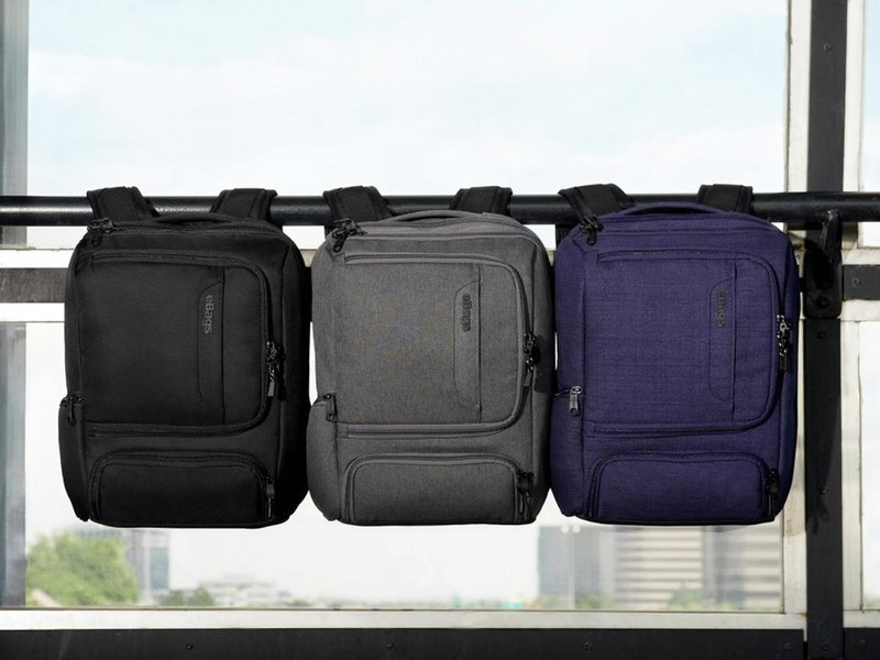Ebags Backpack Not Only Has A Fully Lockable Dedicated Compartment To Fit Laptops Under 18 Inches Long But It Also Features An Organizer Inside With