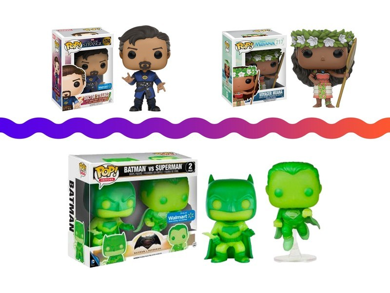 Beef up your Funko POP collection with some discounted Walmart ...