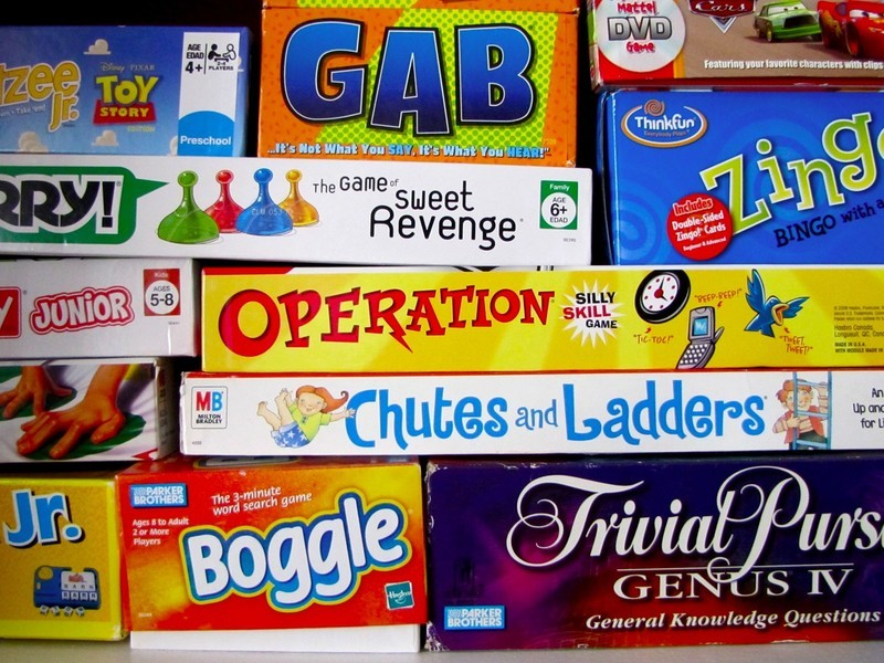 Popular Board Game Picks: