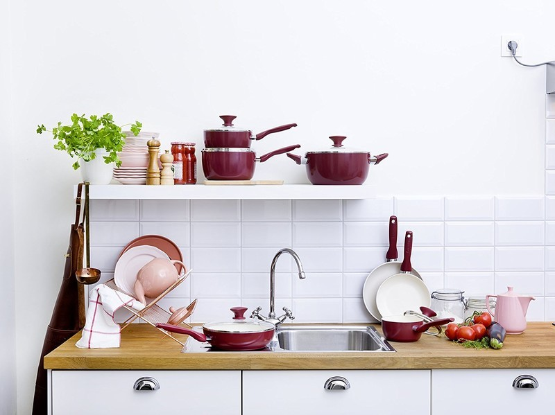 Get 25% off an ultra-modern highly-rated GreenPan cookware