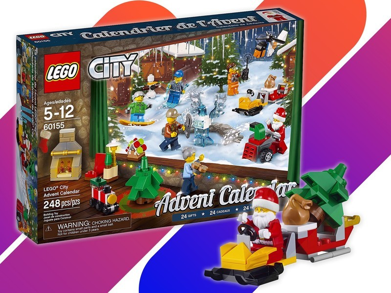 Good luck finding a silent night after gifting the $25 Lego Advent ...