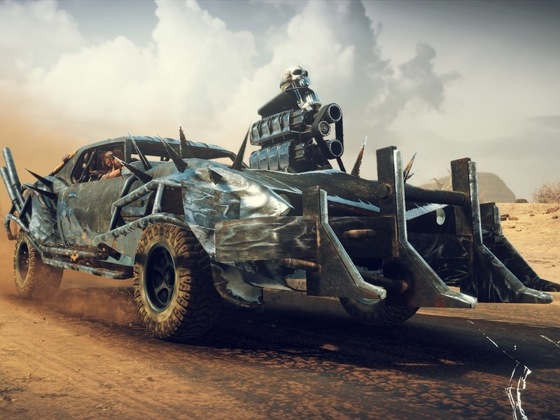 Get a $5 digital code for Mad Max on Xbox One | Thrifter