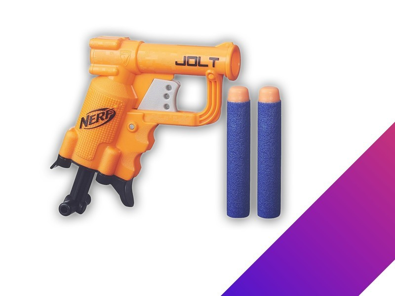 Looking for a cool toy? Get a Nerf Rival Nemesis MXVII-10K Blaster
