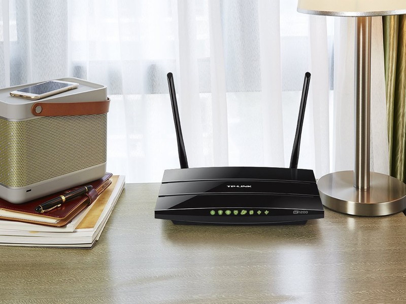 The TP-Link Archer C5 is a great budget router now at an even more