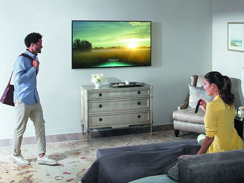 This 449 Samsung 50 Inch 4k Smart Tv Is Down To Its