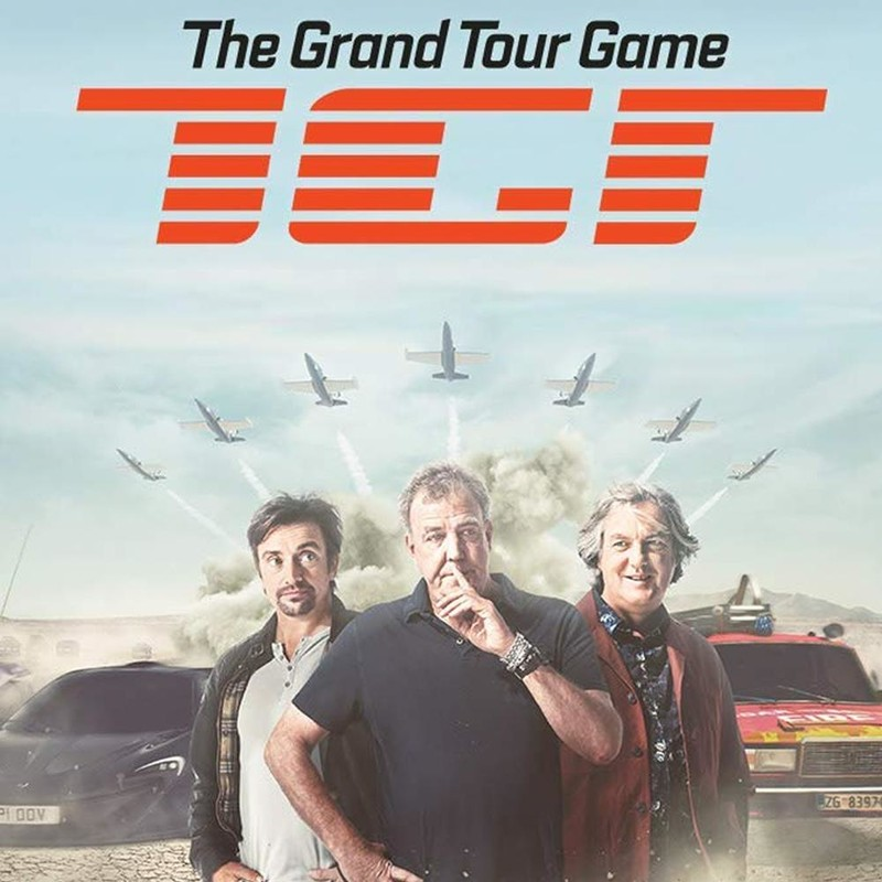 39 the grand tour game 39 brings the thrills of the show to playstation 4 android central. Black Bedroom Furniture Sets. Home Design Ideas
