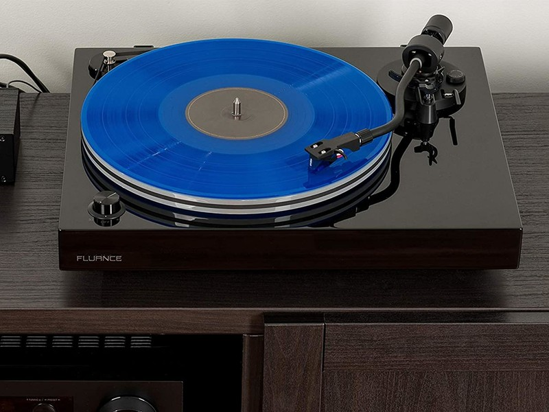 Fluance Rt85 Reference High Fidelity Turntable