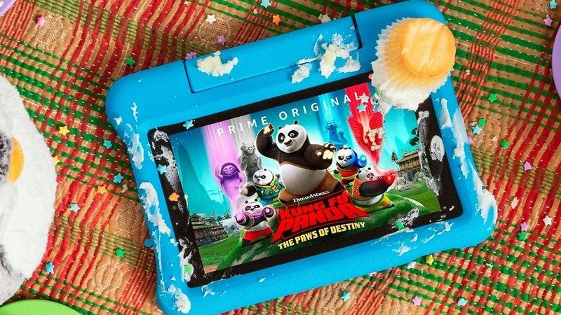 Amazon Fire Tablet Kids Edition