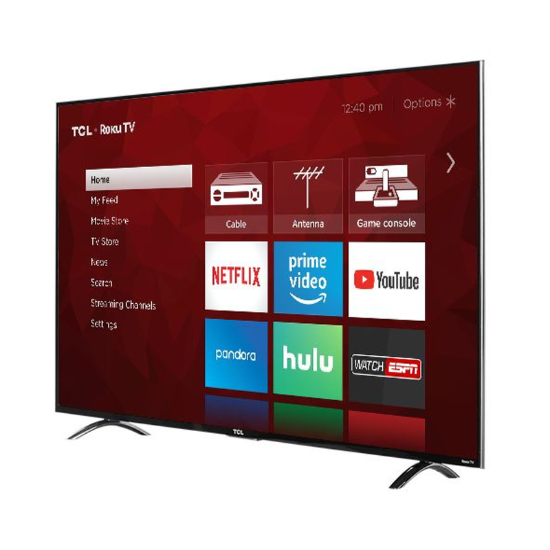 Grab A Refurbished Tcl P Inch 4k Roku Tv For Under 400