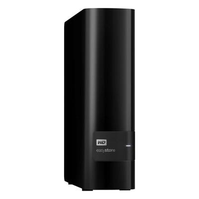9309e2d8a The  150 WD easystore external hard drive stores up to 8TB of data