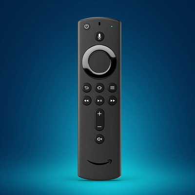 All-new Alexa Voice Remote