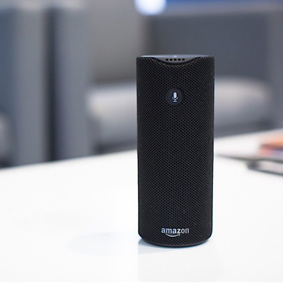 Amazon Tap Alexa-enabled portable Bluetooth speaker