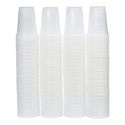 AmazonBasics 16oz Disposable Plastic Cups, 240ct.
