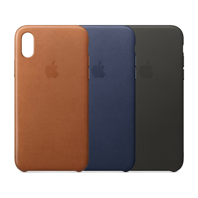 29270d439f1e Apple iPhone X Leather Cases are discounted as low as $32 right now