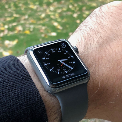 Treat your wrist to an Apple Watch Series 3 for its Black Friday price via Amazon