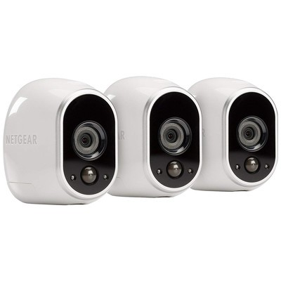 Netgear Arlo 3-camera security system
