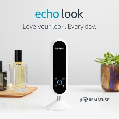 You can now buy Amazon's Alexa-powered fashion camera Echo Look