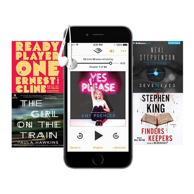 Earn a free $5 credit towards your next Audible purchase