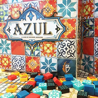 Plan B Azul Board Game
