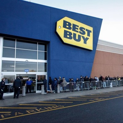 Best Buy 3-day gifting sale